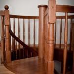balustrady schodów spiralnych