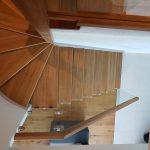 schody samonośne półkowe