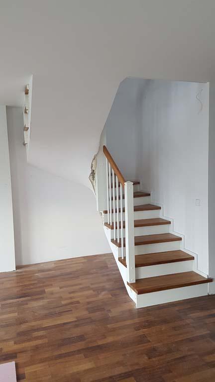 Klasyczne schody na beton
