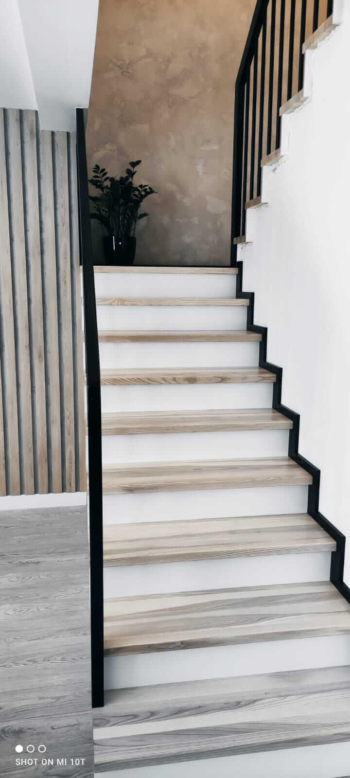 Schody na beton - realizacja 146